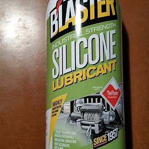 Blaster - Silicone Lubricant Dry