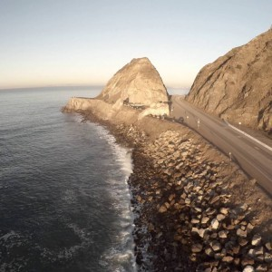 3DR Solo with Gimbal (Point Mugu)